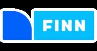 Logoen til Finn