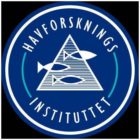 Logoen til Havforskningsinstituttet.
