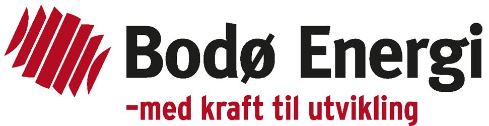 Logoen til Bodø Energi